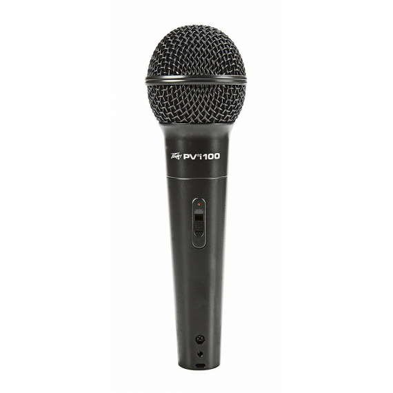 Peavey Pvi 100 Dynamic Vocal Cardiod Microphone