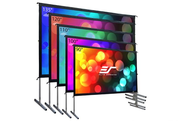 Projector Screen Upgrade Fee for Packages